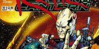 Green Lantern Vol 5 23.1: Relic