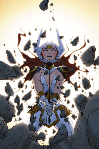 File:Justice League Gods and Monsters Wonder Woman Vol 1 1 Textless.jpg