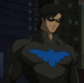 Nightwing War 001