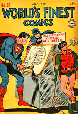World's Finest Comics 23