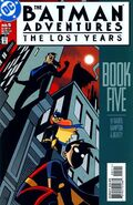 Batman Adventures The Lost Years 5