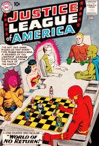 Justice League of America Vol 1 1