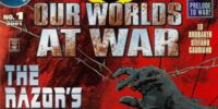 Our Worlds at War/Covers