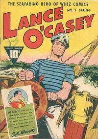 Lance OCasey Vol 1 1