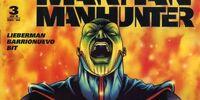 Martian Manhunter Vol 3 3