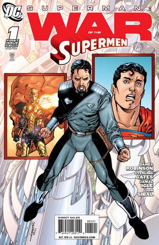 File:Superman War of the Supermen Variant.jpg
