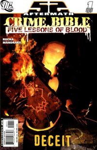 Crime Bible Five Lessons of Blood 1