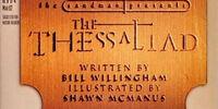 Sandman Presents: The Thessaliad Vol 1 1