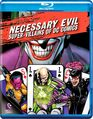 Necessary Evil The Villains of the DC Universe Blu-Ray