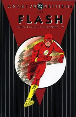 Cover for the The Flash Archives Vol. 2 Trade Paperback