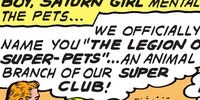 Legion of Super-Pets/Gallery