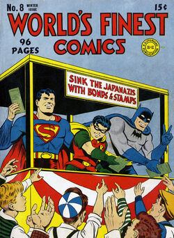 World's Finest Comics 8