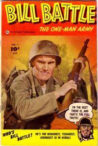 Bill Battle the One Man Army Vol 1 1