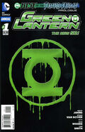 Green Lantern Annual Vol 5 1