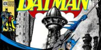 Batman: The Destroyer/Gallery