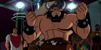 Batman: The Brave and the Bold (TV Series) Episode: Menace of Conqueror Caveman!