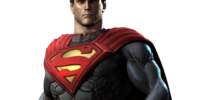Kal-El (Injustice: Gods Among Us)/Gallery