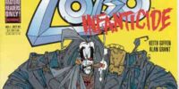 Lobo: Infanticide/Covers