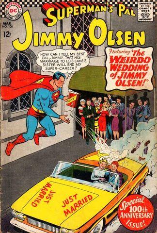 File:Jimmy Olsen Vol 1 100.jpg