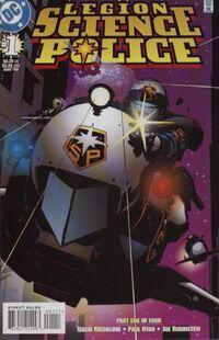 Legion Science Police 1