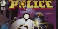 Legion: Science Police/Covers