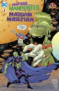 Martian Manhunter Marvin the Martian Special Vol 1 1