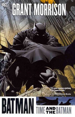 Cover for the Batman: Time and the Batman Trade Paperback