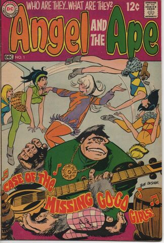 File:Angel and the Ape Vol 1 1.jpg