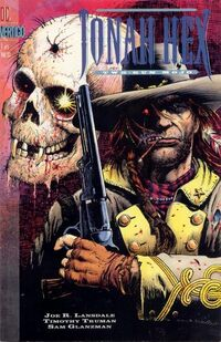 Jonah Hex Two-Gun Mojo 1