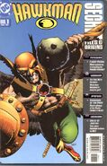 Hawkman Secret Files and Origins 1