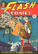 Flash Comics 65