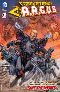 Forever Evil A.R.G.U.S. Vol 1 1