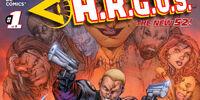 Forever Evil: A.R.G.U.S. Vol 1 1