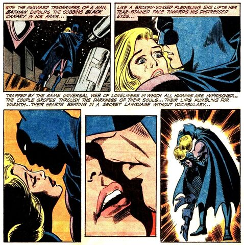 File:Batman Black Canary kiss 01.jpg