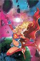 Ame-Comi Girls Featuring Supergirl Vol 1 5 Textless