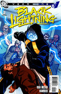 Black Lightning Year One Vol 1 2