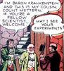 Frankenstein Mettern Nichols