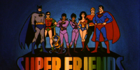 Super Friends (TV Series) Episode: The Enforcer/The Shark/Planet of the Neanderthals/Flood of Diamonds