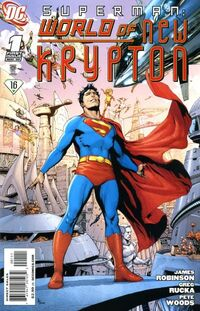 Superman - World of New Krypton Vol 1 1