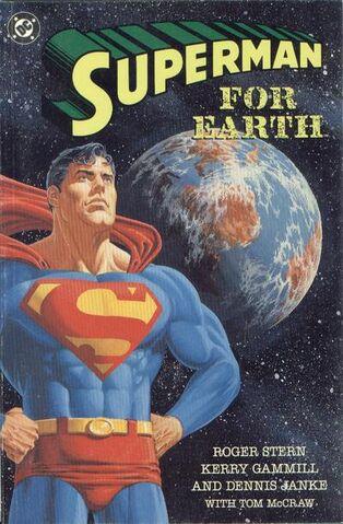File:Superman For Earth 1.jpg