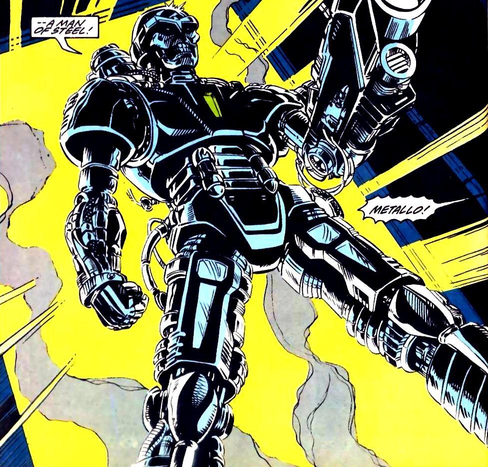 Resultado de imagem para super seven lex luthor