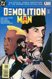 Demolition Man Vol 1 1