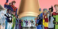 Legion of Super-Heroes (LSHAU)/Gallery
