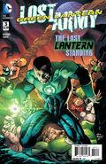 Green Lantern The Lost Army Vol 1 3