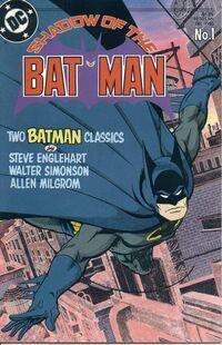 Shadow of the Batman Vol 1 1