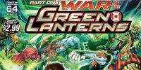 Green Lantern Vol 4 64