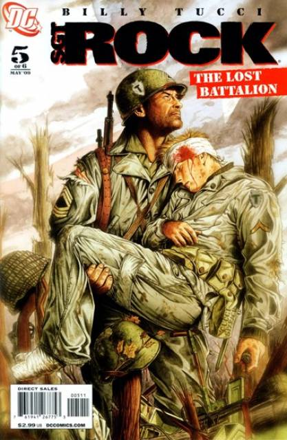 Sgt. Rock: The Lost Battalion Vol 1 5   DC Database   Fandom ...