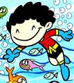 Aqualad Tiny Titans 001
