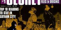 Batman: No Man's Land Secret Files and Origins Vol 1 1