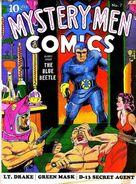 Mystery Men Comics Vol 1 7